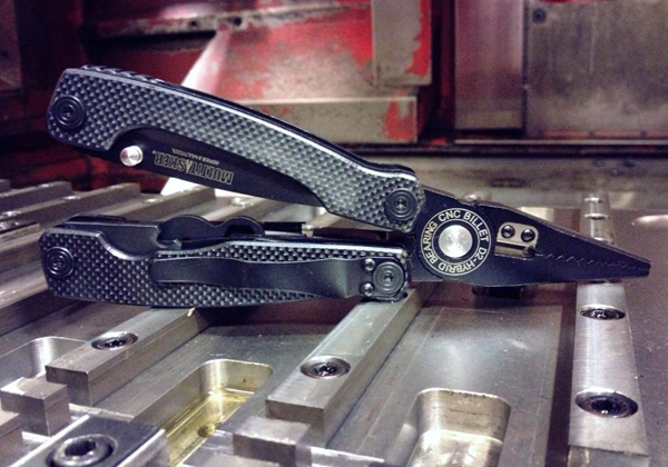 MultiTasker Series 3 in Carbon Fiber